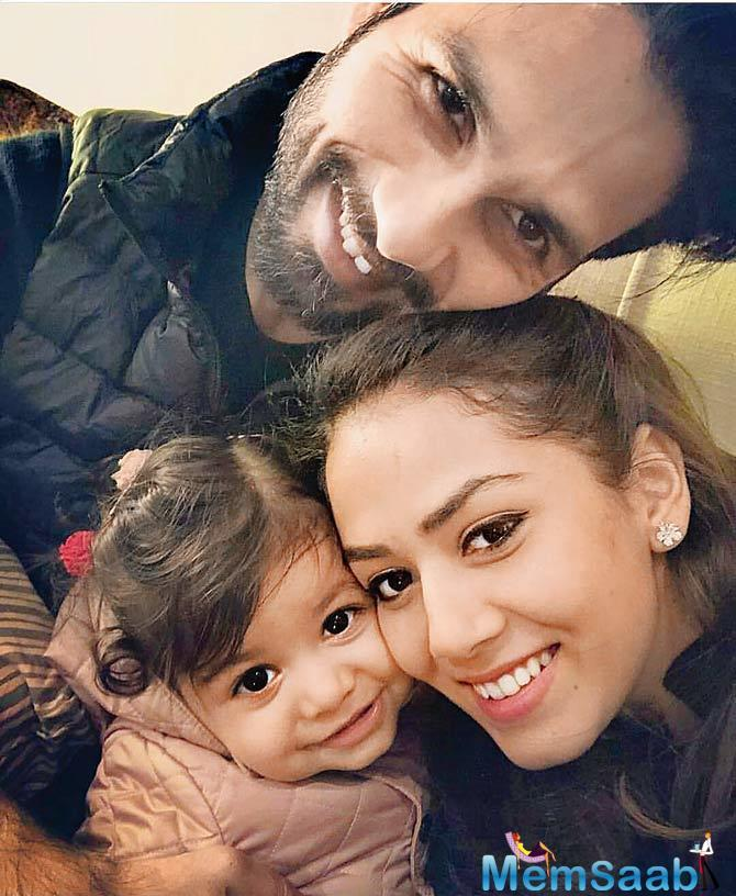 In one of the recent photos shared by Shahid Kapoor, he wrote,