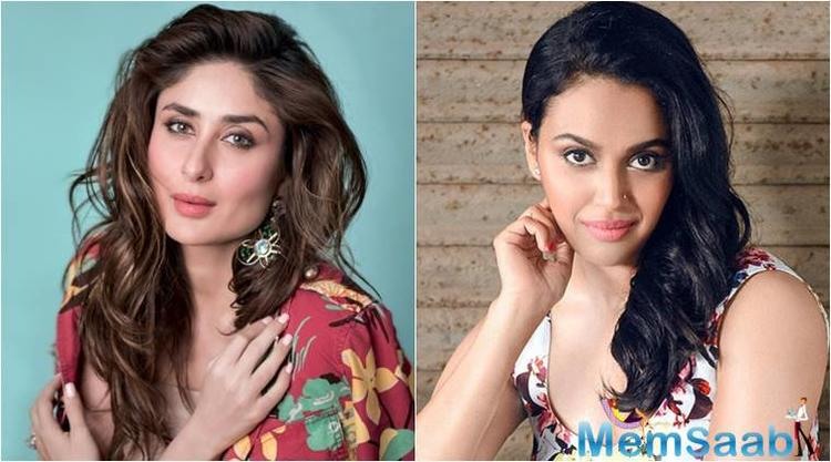A user criticised Kareena for marrying into a Muslim family and naming her son, Taimur.