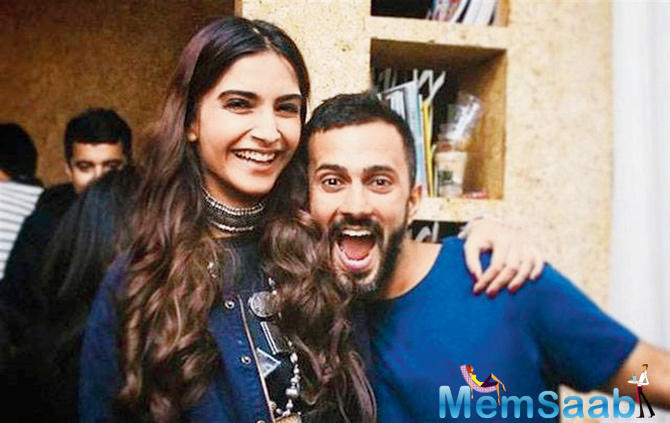 Farah and Sonam have also collaborated for a special song in 'Veere Di Wedding' which will see the whole gang including Sonam, Kareena Kapoor Khan, Swara Bhasker and Shikha Talsania together.