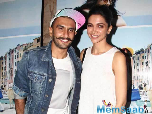 B-Town is abuzz with news that lovebirds Deepika Padukone and Ranveer Singh are teaming up for Maneesh Sharma's directorial venture to be produced by Yash Raj Films (YRF).