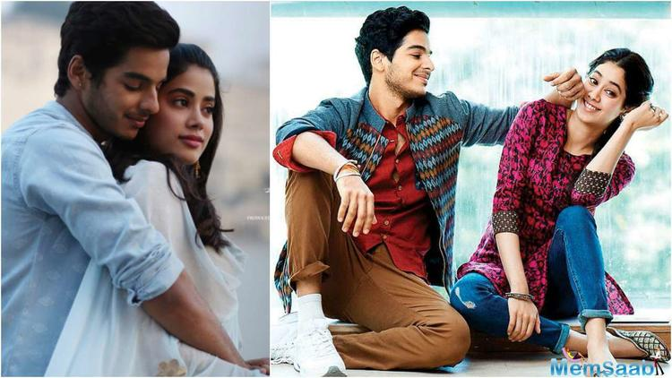 Late Sridevi's daughter Janhvi Kapoor's debut film 'Dhadak' has finally wrapped up its shooting.