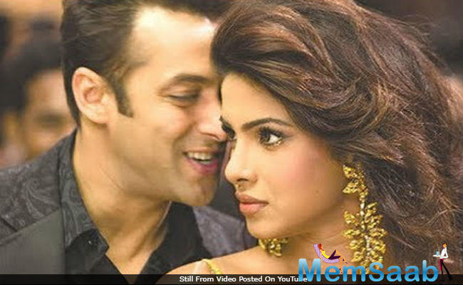 Last seen together in 'Salaam-E-Ishq', Salman and Priyanka will be reuniting after 12 years for the Ali Abbas Zafar directorial.