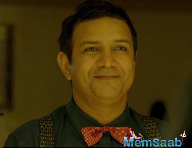 Acclaimed actor Kumud Mishra, who gained popularity as Khatana in Imtiaz Ali's Rockstar, to star in debutant Tarun Dudeja's short film listener.