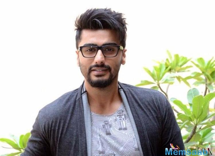The actor will play the role of Maratha leader Sadashivrao Bhau. It has been learnt that Arjun has been undergoing intense training and will be working on the Marathi dialect.