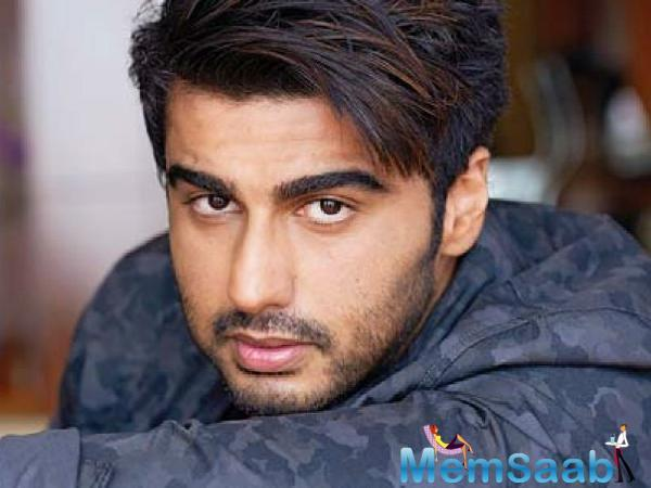 Arjun Kapoor was last seen in Anees Bazmi's commercially successful film 'Mubarakan'.