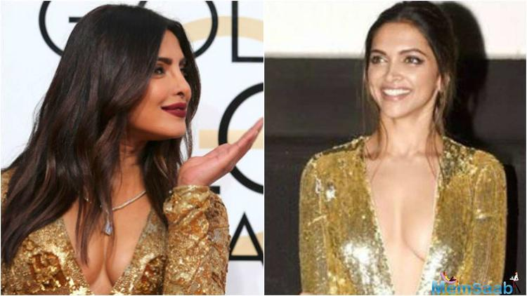 Priyanka Chopra took to Twitter to congratulate the 'Padmaavat' star and Indian captain Virat Kohli, who has also been named in the list this year.