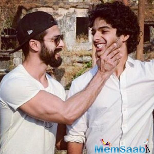 While the 'Padmaavat' actor Shahid Kapoor is already termed as a director's actor, it's time for his half-brother to follow the footsteps.