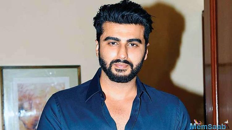 Arjun already shares a rapport with both Varun (from their acting days) and Alia (who worked with him on Abhishek's '2 States'), and interestingly there was another person whom he once knew closely too.