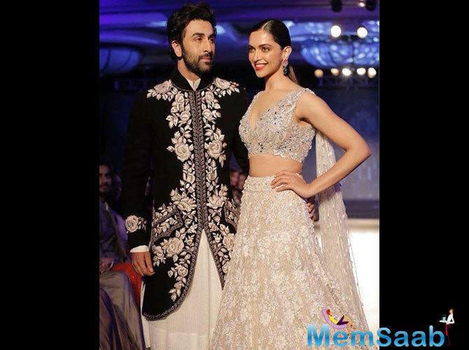 On Thursday, the magical pair of Ranbir Kapoor and Deepika Padukone, together, graced the ramp for Mijwan – a social cause organised by Shabana Azmi.