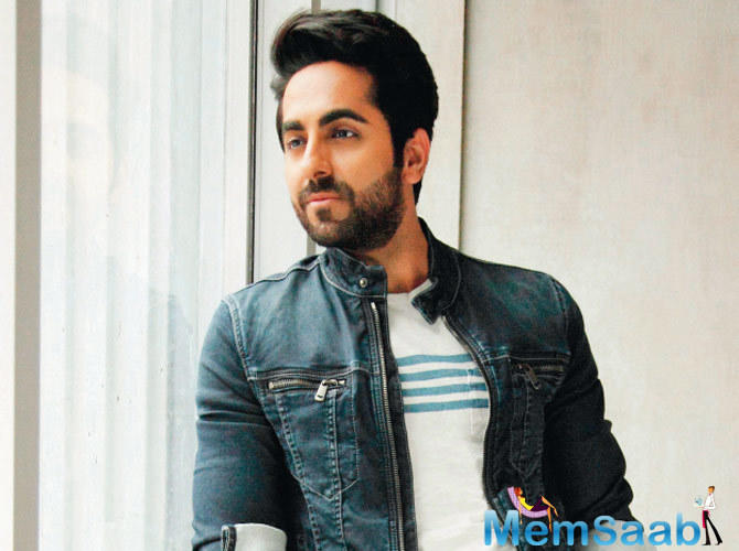 Ayushmann Khurrana will also be seen playing a blind musician in Sriram Raghavan's film.