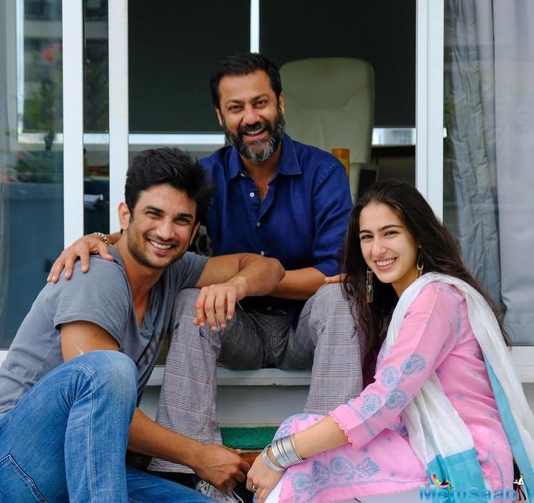 Sushant Singh Rajput and Sara Ali Khan will soon be heading back to the film sets to resume work on Abhishek Kapoor's 'Kedarnath'.