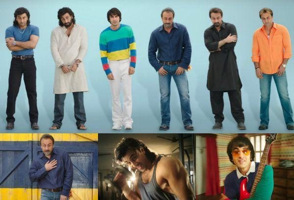 The much-awaited biopic of Sanjay Dutt - Sanju's teaser is finally out! Ranbir Kapoor is a spitting image of Sanjay Dutt and we couldn't get our eyes off the teaser.