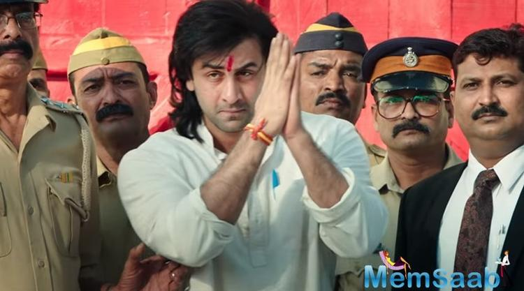 Sanju is in turns a hilarious and heartbreaking exploration of one man's battle against his own wild self and the formidable external forces trying to crush him.