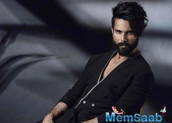 After a lot of speculation and dilly dallying, the filmmakers decided that Shahid would be the right choice.