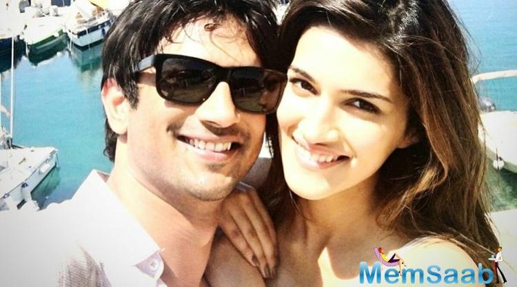 Kriti Sanon and Sushant Singh Rajput are endorsing a range of appliances, which earlier featured Ajay Devgn and Kajol as brand ambassadors