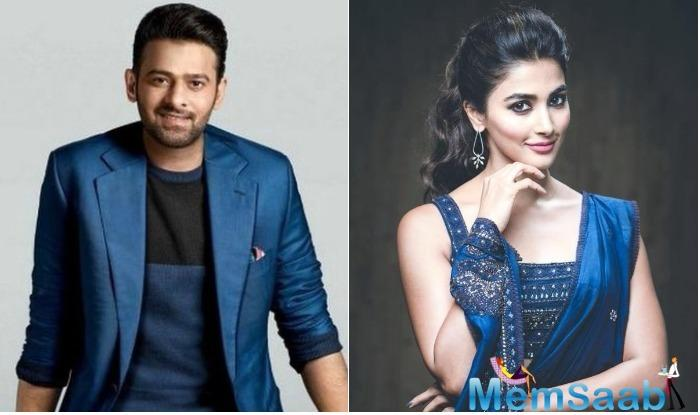 After pairing up with Shraddha Kapoor in 'Saaho', 'Baahubali' star Prabhas will now be working with 'Mohenjo Daro' actress Pooja Hegde in a Hindi-Telugu bilingual.