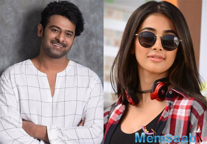 The film will go on floors in Europe in June. While Pooja will reportedly begin the shoot in June, Prabhas will join the team in July after wrapping up 'Saaho'.
