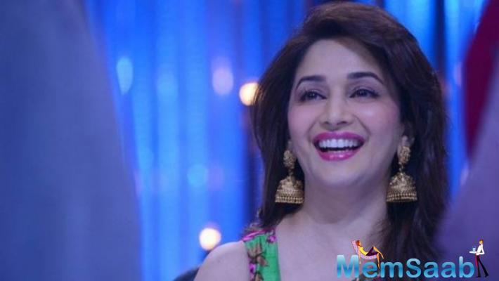 Madhuri Dixit-Nene excited to embark on Kalank journey