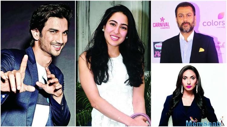 The first schedule for Kedarnath, starring Sushant Singh Rajput and Debutante Sara Ali Khan has already been completed in the mountainous region of Uttarakhand and with a few portions shot in Mumbai.