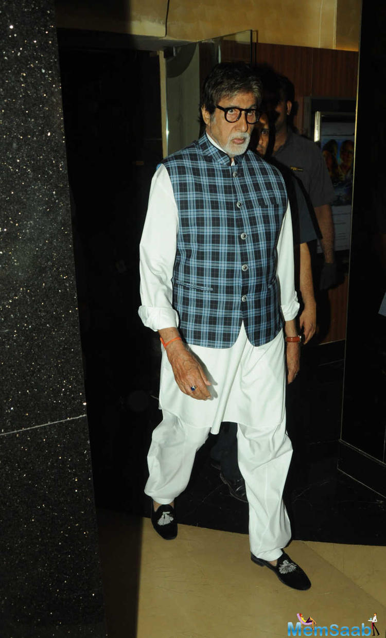 Nagraj had said he that had begun working on the 'Jhund' script after he wrapped up 'Sairat'.
