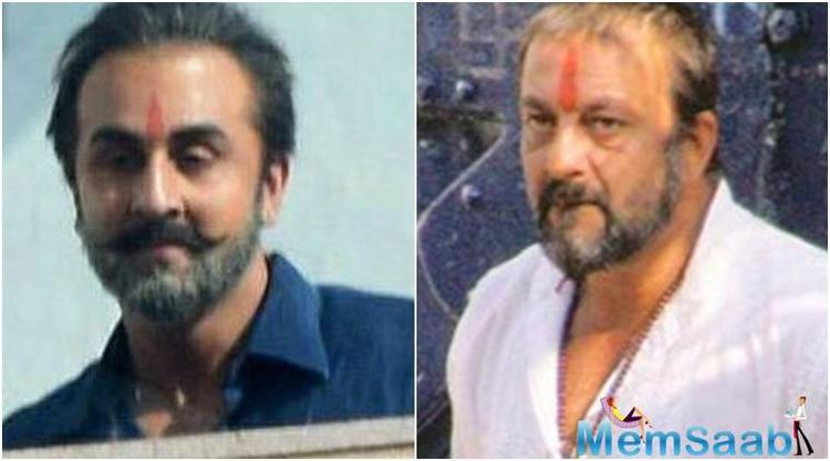 After releasing the super amazing teaser and poster of Sanjay dutt biopic, the makers of Sanju have released a new poster from the movie.