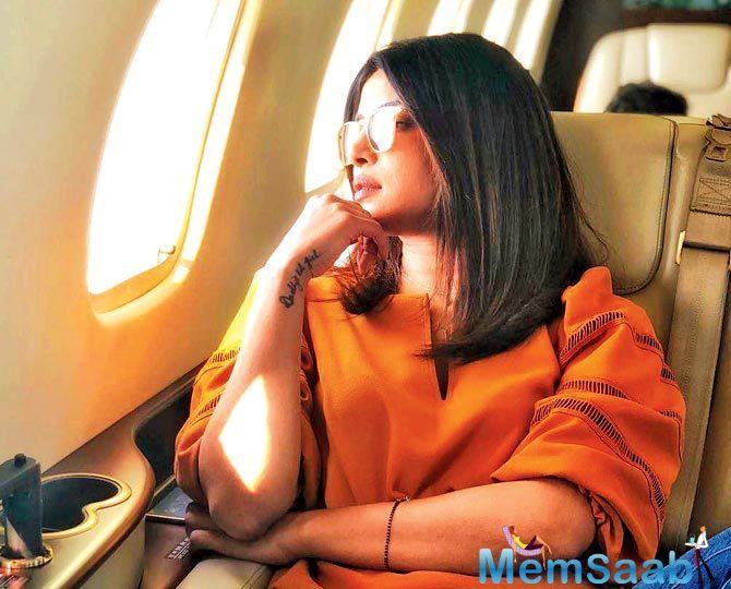 Good to know that PeeCee will not keep it hush-hush like Anushka Sharma and Sonam Kapoor.