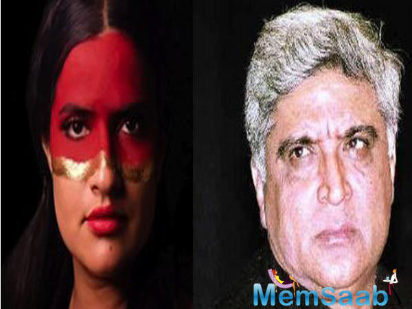 Veteran film writer and lyricist Javed Akhtar, on Tuesday, hit back at the Madariya Sufi Foundation for allegedly threatening singer Sona Mohapatra to take down a music video.