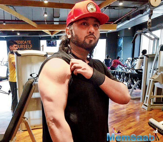 Honey Singh who was out of the circuit for nearly 18 months as he was battling bipolar disorder in isolation.