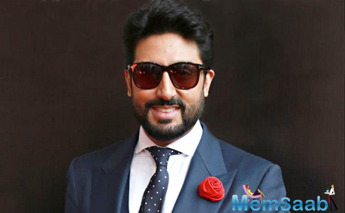 With Manmarziyaan, Abhishek faced the camera almost after two years.
