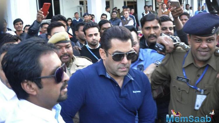 Salman's Bollywood colleagues Saif Ali Khan, Tabu, Neelam and Sonali Bendre were acquitted by the trial court. Another accused Dushyant Singh, an area resident, was also acquitted.