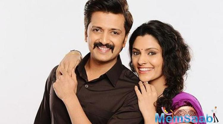 Talking about casting Saiyami, producer and leading man Riteish Deshmukh says,