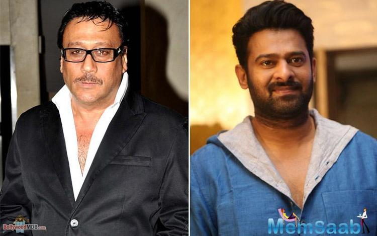 Touted to be one of the biggest upcoming films, Jackie will be joining Prabhas and Shraddha Kapoor in the project.