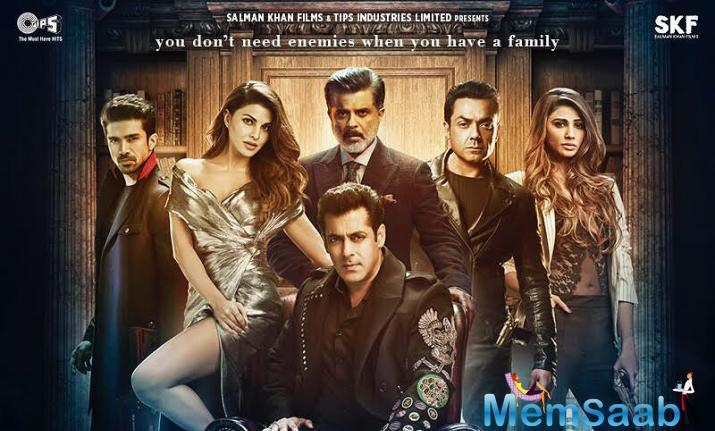 Salman Khan's Race 3 is one of the biggest films up for release this year. With just a month to go for its release, rumours were rife that the movie was going to be postponed due to some distribution issues.