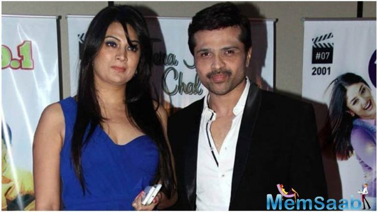 This is Himesh Reshammiya's second marriage with Sonia after his divorce with ex-wife Komal. They had filed for divorce in 2016 and was granted the divorce on June 07, 2017.