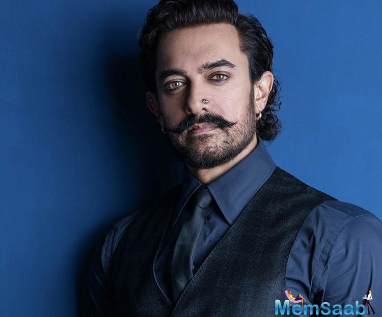Aamir Khan quipped he is ready to