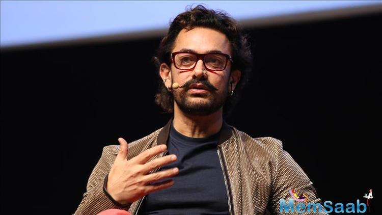 Aamir Khan, who is now the World's Biggest Movie Star, said thought no one, would like me in Qayamat Se Qayamat Tak.