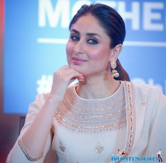 Bollywood actress Kareena Kapoor Khan on Sunday said educating girls should be the first step towards empowering women.