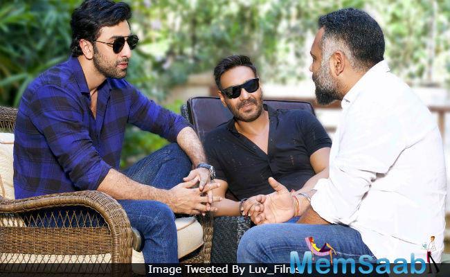 Luv Ranjan is riding high on the success of his film Sonu Ki Titu Ki Sweety, which entered the 100-crore club.
