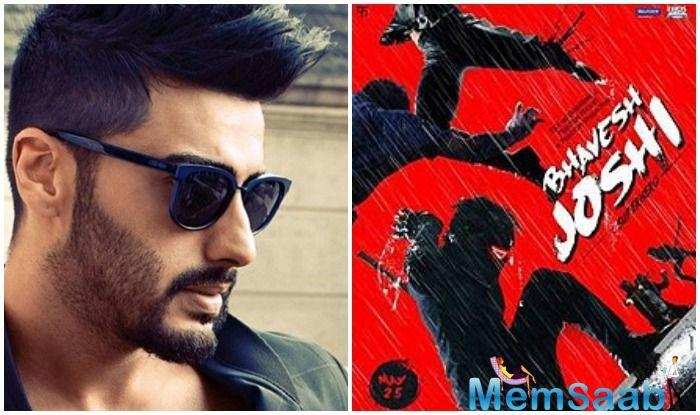 Arjun Kapoor has done a special song in his cousin Harshvardhan Kapoor's forthcoming film 'Bhavesh Joshi'.