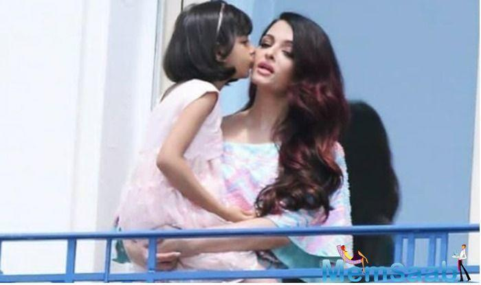 A recent photograph posted by Aishwarya Rai Bachchan on Instagram has ruffled quite a few feathers in the online world.