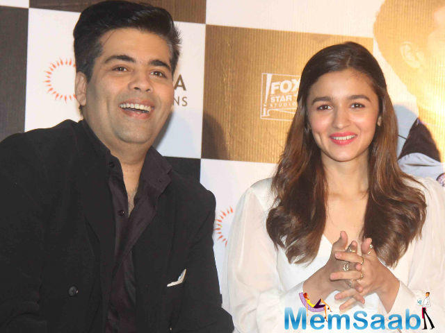 Karan Johar, who was one of the producers of Raazi, is elated by the success of the film.