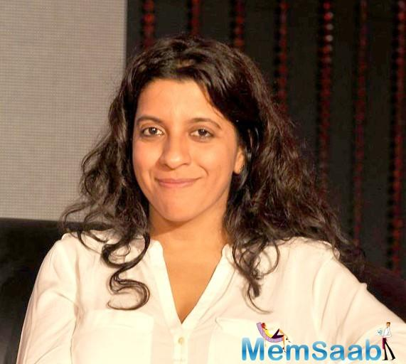 Filmmaker Zoya Akhtar, who is awaiting the release of Lust Stories, says lust has been depicted both poorly and beautifully in the films.