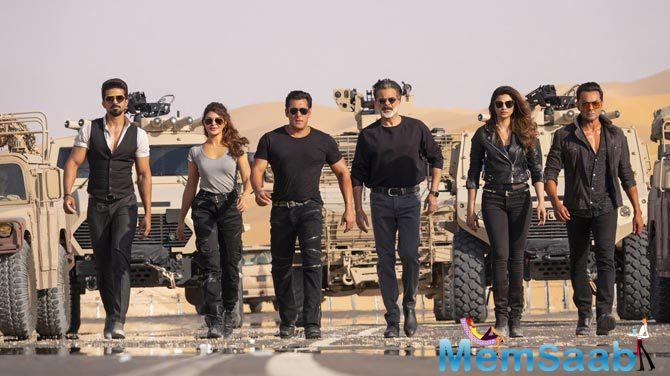 The makers of Race 3 shot multiple endings for the film to maintain the suspense of the film so much so that apart from the core team even the cast and crew are unaware of the real climax!