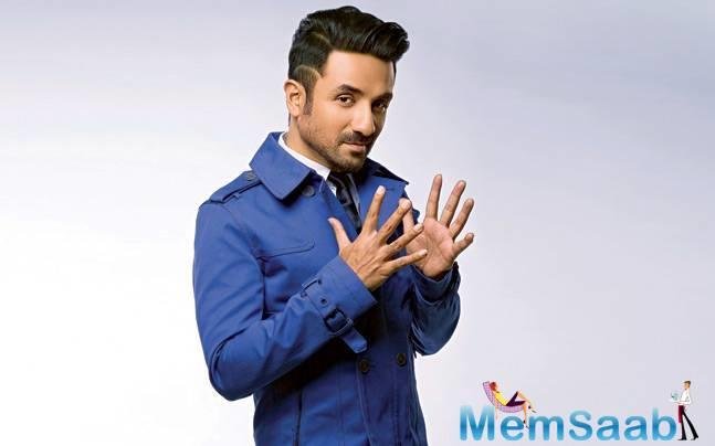 While a non-disclosure agreement has Vir Das' lips sealed on the kind of content his one-episode-long shows will deal with, he promises to bring forth specials which are significantly distanced from one another.