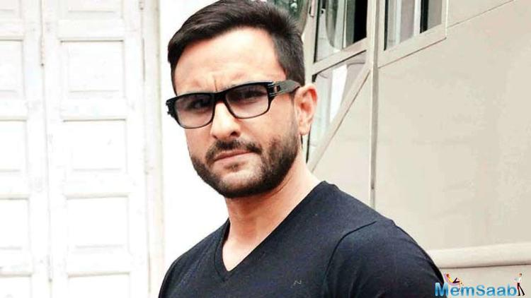 """Further praising the Omkara actor, Vikramaditya said, """"It was great fun working with Saif. He was very passionate. He is a great actor and brings a lot to the role."""" The director is now busy promoting his film Bhavesh Joshi."""
