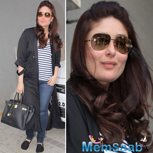 The four protagonists in the film use cuss words but Kareena says she fails to understand why there is so much focus on that.