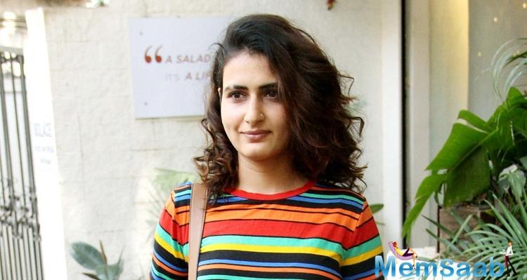 Now according to the latest news, Fatima Sana Shaikh has been approached for the same.