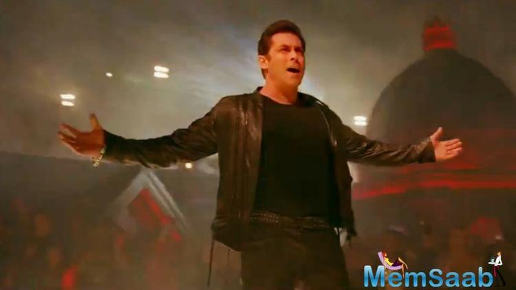 Salman Khan has shared the teaser of the most awaited song of the franchise – Allah Duhai Hai.