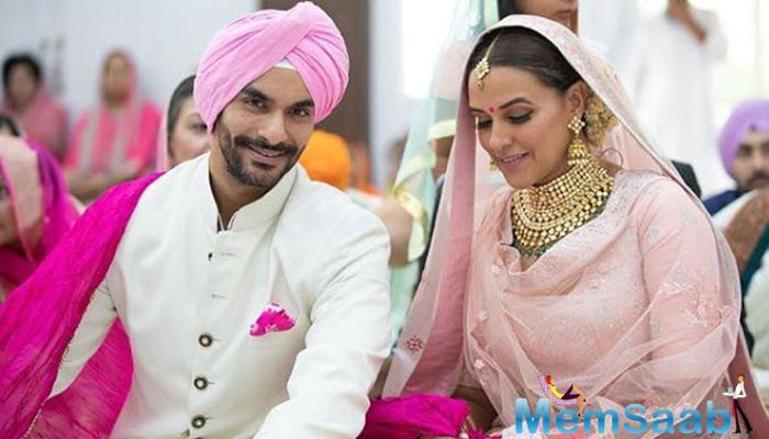 There has been speculation that Neha Dhupia's pregnancy hastened the decision.