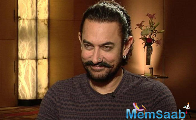 At the trailer launch of Sanju when director Rajkumar Hirani was asked why Aamir Khan refused to play Sunil Dutt in the biopic, he explained.